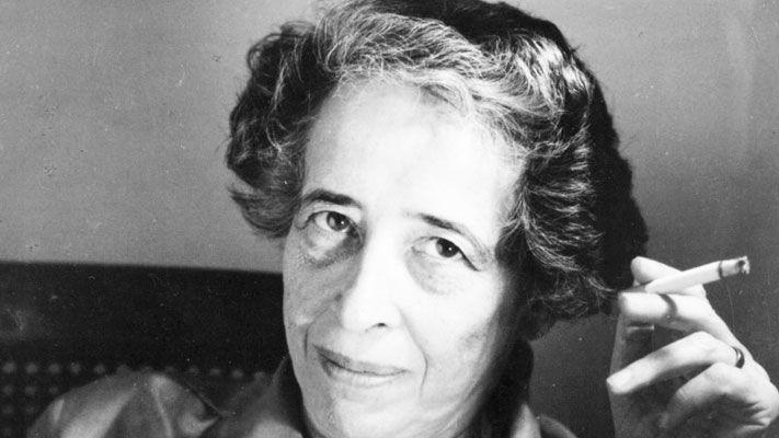 Hannah Arendt, philosophe du totalitarisme.