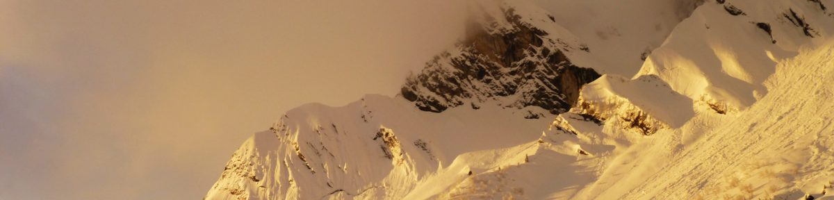 Photos des sommets alpins 1