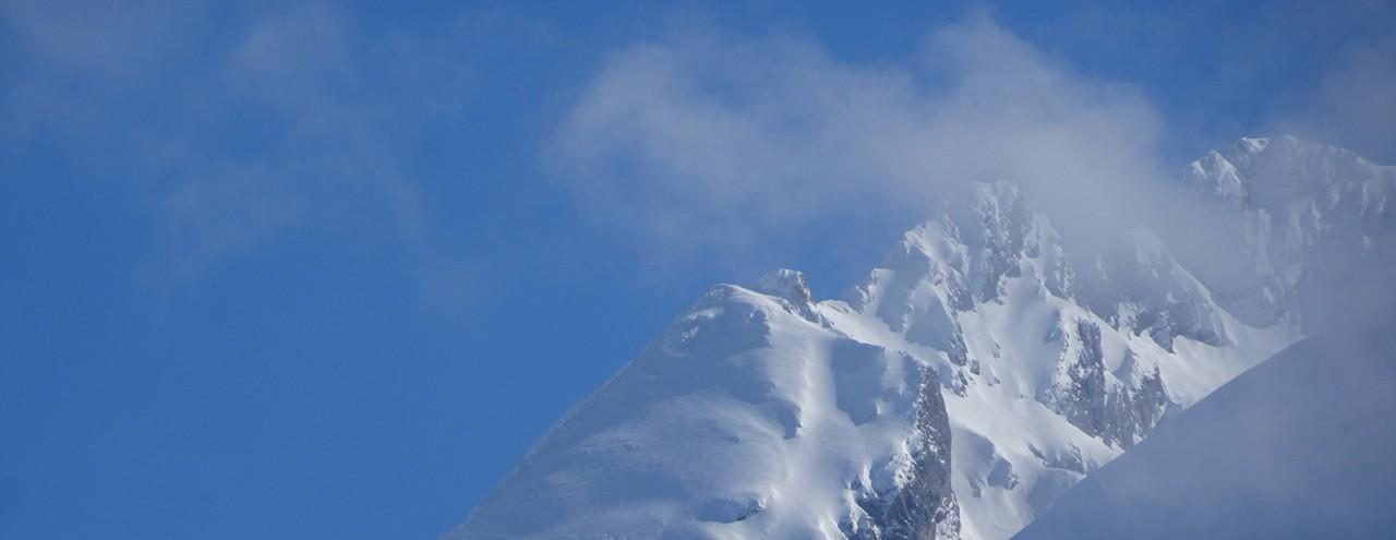 Photos des sommets alpins 14