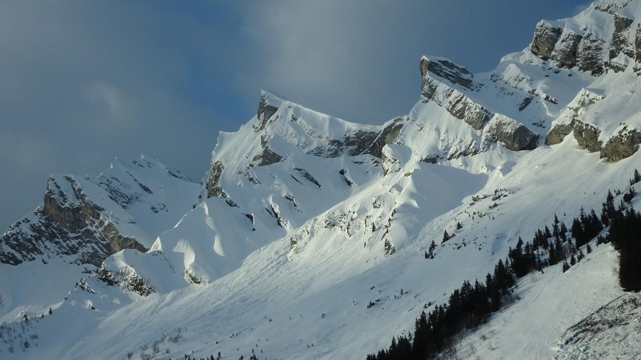 Photos des sommets alpins 24