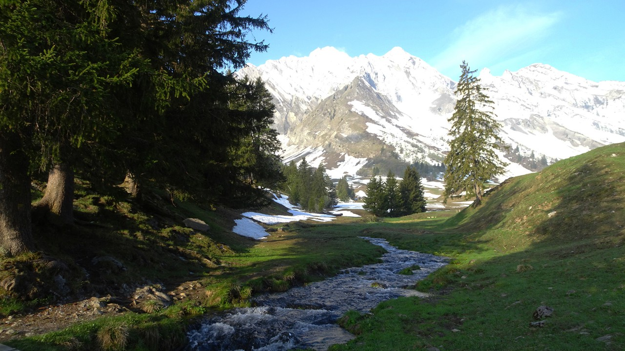 Photos des sommets alpins 26