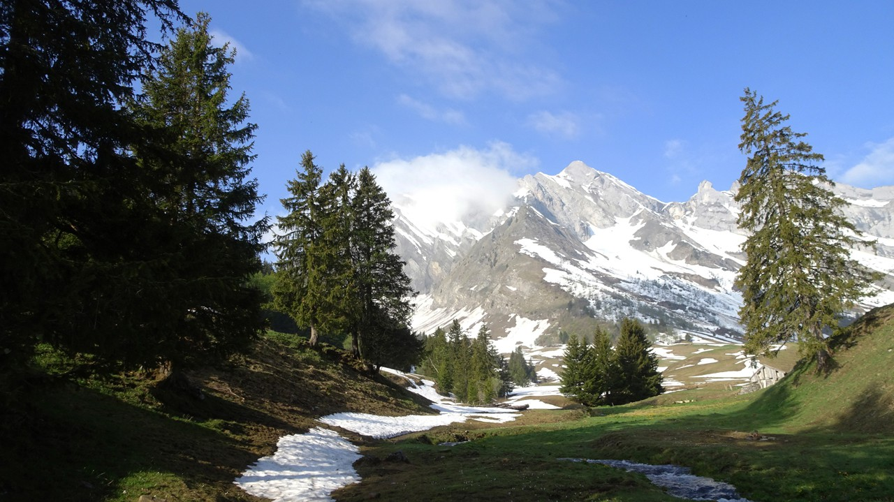 Photos des sommets alpins 28