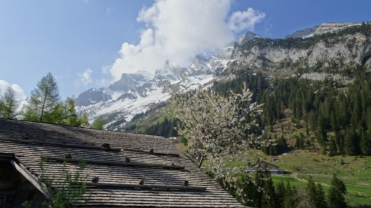 Photos des sommets alpins 31