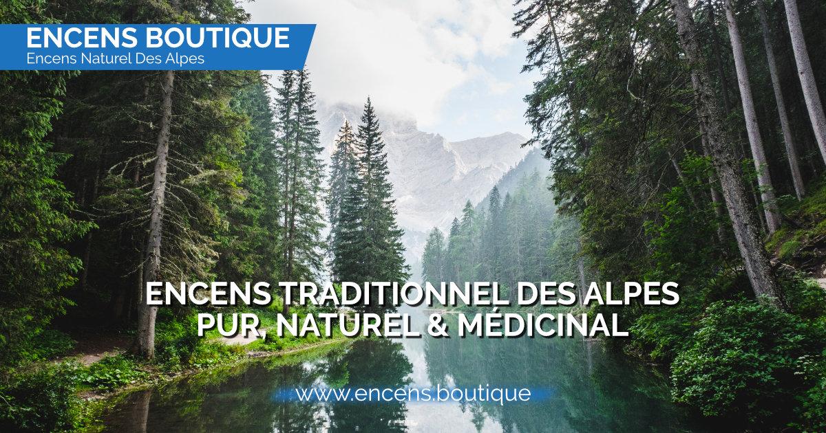 Encens des Alpes - Accueil